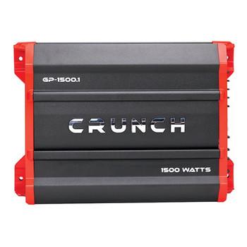 Ground Pounder 1,500-Watt Monoblock Class AB Amp