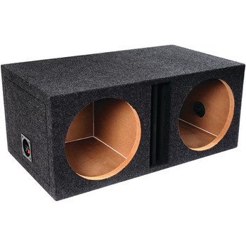 """BBox Series Dual Vented Enclosure with Divided Chamber (12"""")"""