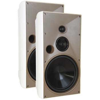 """8"""" Indoor/Outdoor Speakers (White)"""