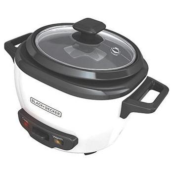 BD 3c Rice Cooker Wht