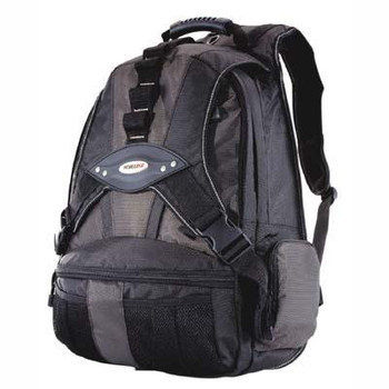 "17.3"" Premium Backpack Bk/Ch"