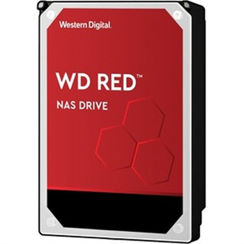 WD Red 4TB 6Gbs 256MB 5400RPM