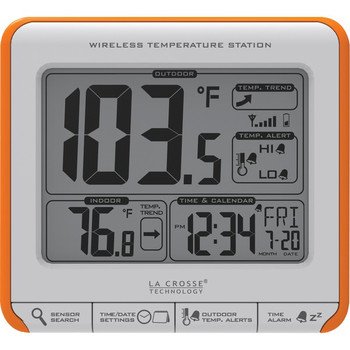 Wireless Weather Station - LCR308179OR