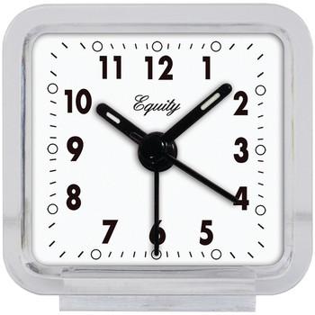 Clear Quartz Alarm Clock