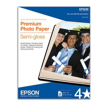 Premium semigloss Photo Paper