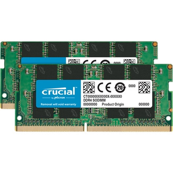 8GB Kit 4GBx2 DDR4 2666 MT - CT2K4G4SFS8266