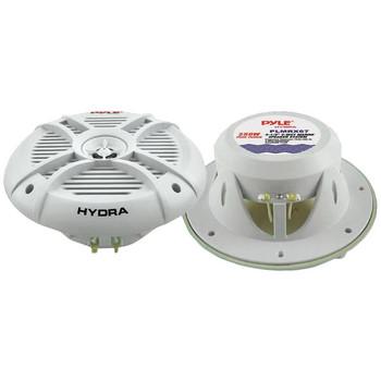 "Hydra Series Aqua Pro 6.5"" 250-Watt 2-Way Marine Speakers"