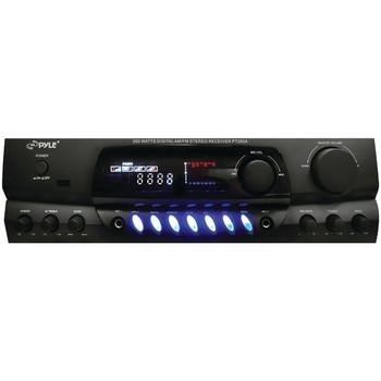 200-Watt Digital Stereo Receiver