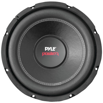 """Power Series Dual-Voice-Coil 4ohm Subwoofer (15"""", 2,000 Watts)"""