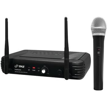 Premier Series Professional UHF Wireless Handheld Microphone System