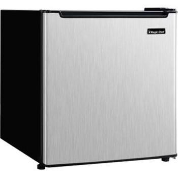 1.7 cf Compact Refrigerator SS
