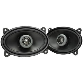 "Formula Series 2-Way Coaxial Speakers (4"" x 6"")"