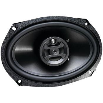 "Zeus(R) Series Coaxial 4ohm Speakers (6"" x 9"", 3 Way, 400 Watts max)"