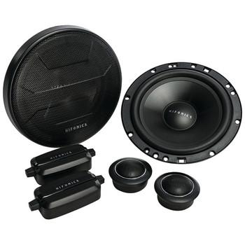 """Zeus(R) Series 6.5"""" 400-Watt 2-Way Component Speaker System"""
