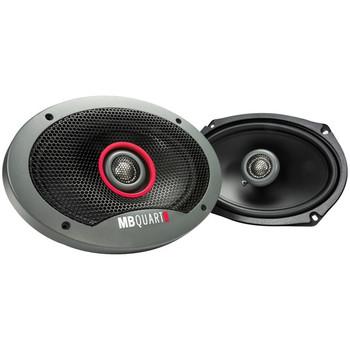 "Formula Series 2-Way Coaxial Speakers (6"" x 9"")"