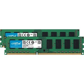 16GB kit 8GBx2 DDR3 1600 MTs