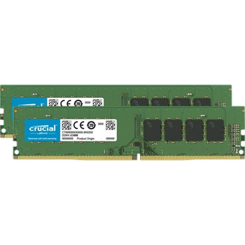 16GB Kit 8GBx2 DDR4 2400 MT