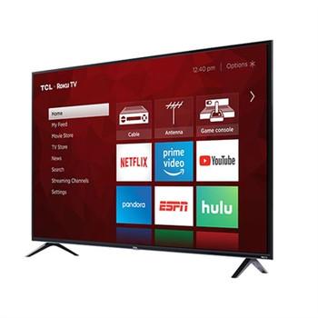 75 Inch 4K LED Roku TV