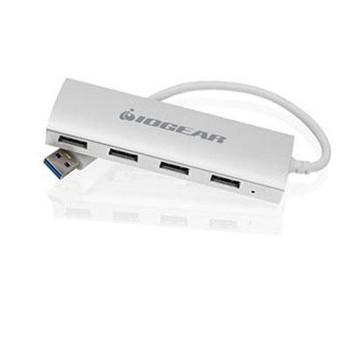 Aluminum USB 3.0 4 Port Hub