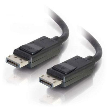 3' Displayport M To M Cable Blk