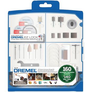 710-08 160-Piece All-Purpose Accessory Kit