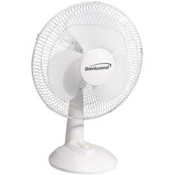 "12"" Oscillating Desk Fan"