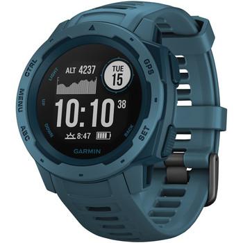 Instinct(TM) GPS Watch (Lakeside Blue)