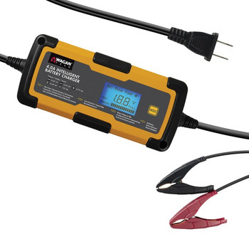 4-Amp Intelligent Battery Charger
