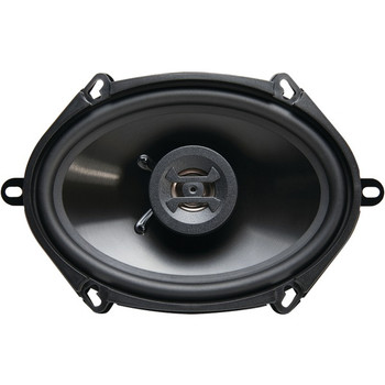 "Zeus(R) Series Coaxial 4ohm Speakers (5"" x 7""/6"" x 8"", 2 Way, 250 Watts max)"