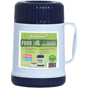 Wide-Mouth Food Jar (40 Ounce)