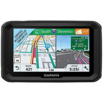 "dezl(TM) 580 LMT-S 5"" GPS Navigator with Bluetooth(R) & Free Lifetime Maps & Traffic Updates"