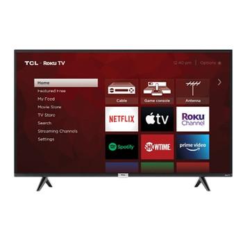 "65"" 4K LED Roku TV - 65S435"