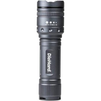 Twist Focus Flashlight (600-Lumen)