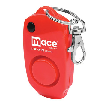 Personal Alarm Keychain (Red)