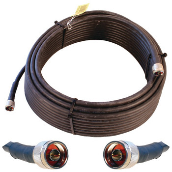 Ultra-Low-Loss Coaxial Cable (75ft)