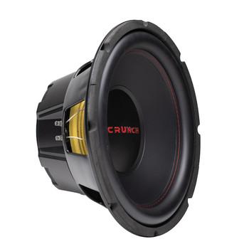 CRW Series 12-Inch 800-Watt Dual-Voice-Coil Dual-4-Ohm Subwoofer