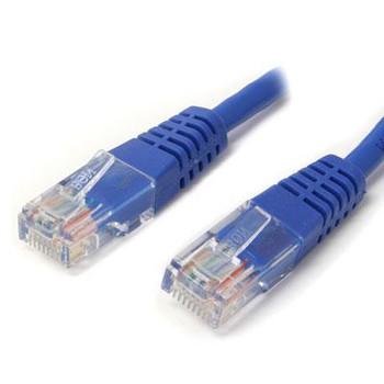 50' Blue Cat5e Patch Cable