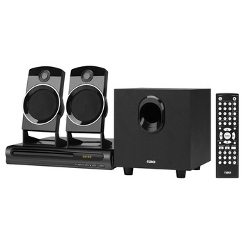 2.1-Channel Home Theater DVD/Speaker System