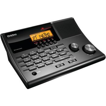 Alarm Clock 500-Channel Radio Scanner with Weather Alert