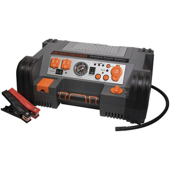 Professional Portable Power Station with 120 PSI Air Compressor