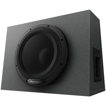 """Sealed 12"""" 1,300-Watt Active Subwoofer with Built-in Amp"""