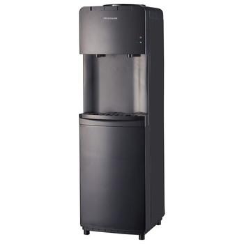 Enclosed Hot and Cold Water Cooler/Dispenser (Black)