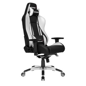 Premium Gaming Chair Silver