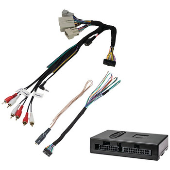 Data Interface with SWC for 2007 & Up Ford(R)