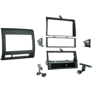 Single- or Double-DIN Installation Kit for 2005 through 2011 Toyota(R) Tacoma