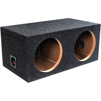 "BBox Series Dual Sealed Bass Box (10"")"