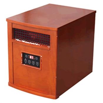CG Infrared Quartz Heater Oak