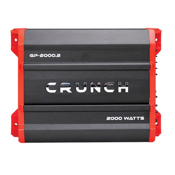 Ground Pounder Amp (2 Channels, 2,000 Watts, Class AB)