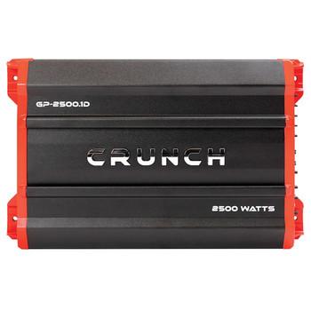 Ground Pounder Amp (Monoblock, 2,500 Watts, Class D)