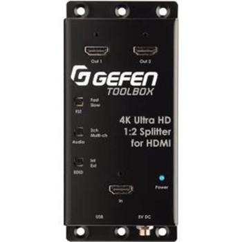 4K Ultra HD 1.2 Splitter HDMI
